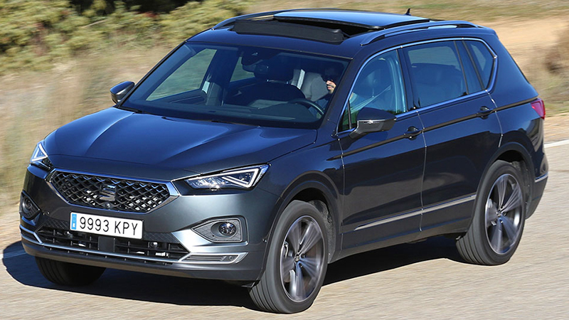 Star News - SEAT Tarraco 2019