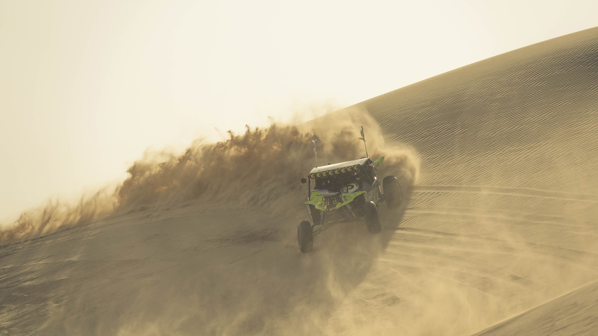 Star News - Glamis, el paraíso del off road en California